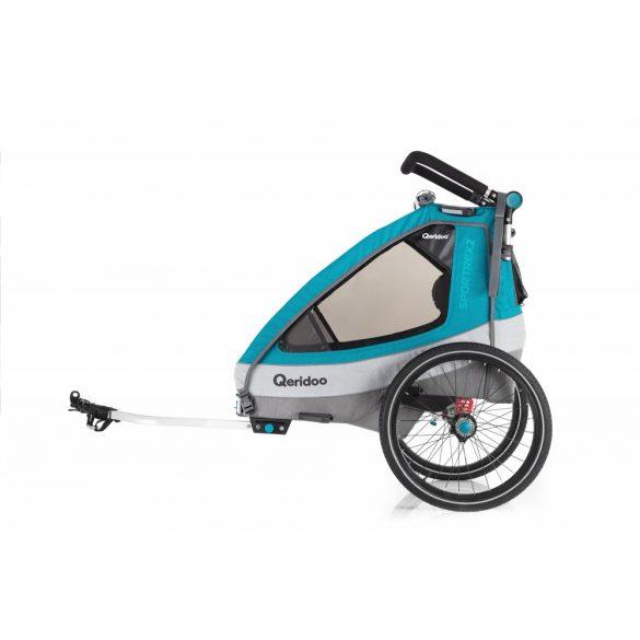 Qeridoo Sportrex1 2020 (petrolkék)