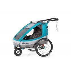 Qeridoo Sportrex2 2020 (petrolkék)